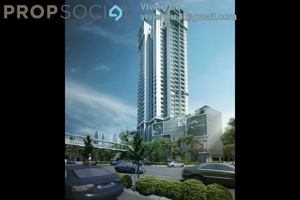 For Sale Condominium at Skyville 8, Old Klang Road Freehold Unfurnished 2R/0B 711k