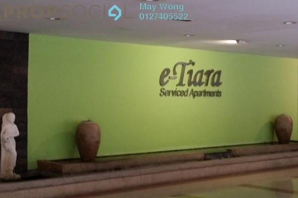 For Rent Condominium at e-Tiara, Subang Jaya Freehold Unfurnished 3R/2B 2.7k