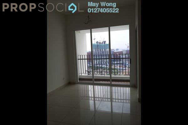For Rent Condominium at Zenith Residences, Kelana Jaya Leasehold Semi Furnished 3R/2B 2k