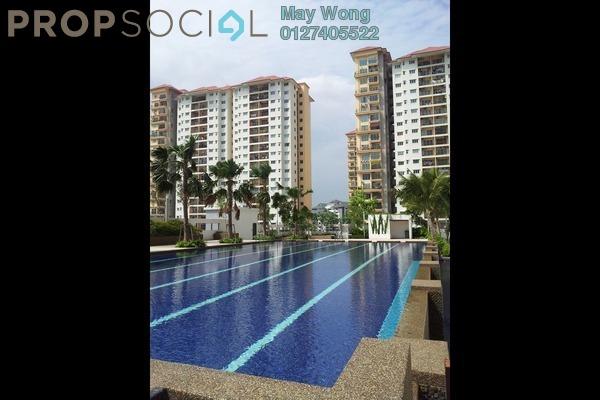 For Rent Condominium at Zenith Residences, Kelana Jaya Leasehold Semi Furnished 3R/2B 2.3k
