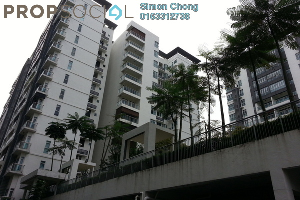 For Sale Condominium at Amaya Saujana, Saujana Freehold Unfurnished 3R/3B 1.2m