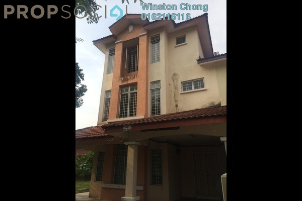 For Sale Semi-Detached at Saujana Damansara, Damansara Damai Leasehold Unfurnished 4R/3B 840k