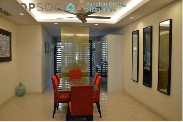 For Sale Terrace at SouthLake, Desa ParkCity Freehold Unfurnished 6R/0B 2.55m