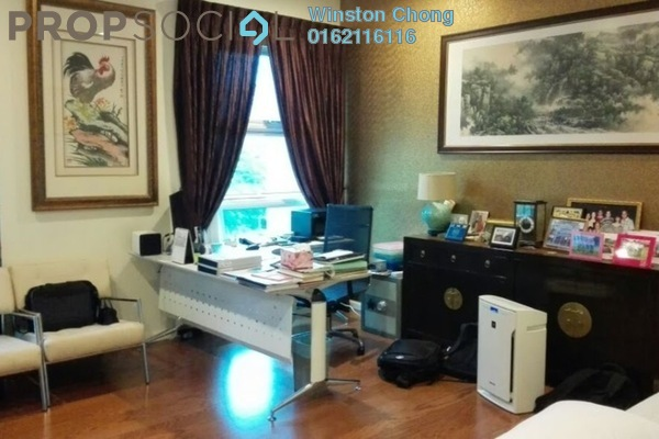 For Sale Terrace at Amelia, Desa ParkCity Freehold Semi Furnished 5R/0B 3.55m