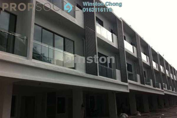For Sale Terrace at D'Residency, Bandar Utama Leasehold Unfurnished 5R/0B 1.25m