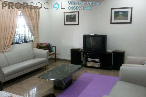 For Sale Terrace at Taman Bukit Maluri, Kepong Leasehold Unfurnished 4R/0B 1.1m