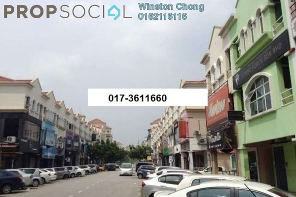 For Rent Shop at Dataran Sunway, Kota Damansara Leasehold Unfurnished 0R/0B 6.7k