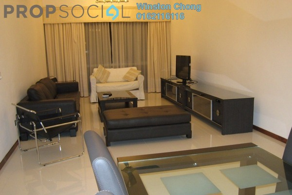 For Rent Condominium at Suasana Sentral Loft, KL Sentral Freehold Unfurnished 3R/0B 4.4k
