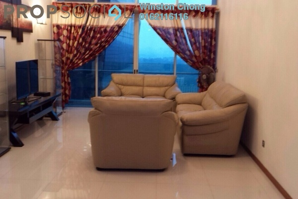 For Rent Condominium at Suasana Sentral Loft, KL Sentral Freehold Unfurnished 6R/0B 8.5k