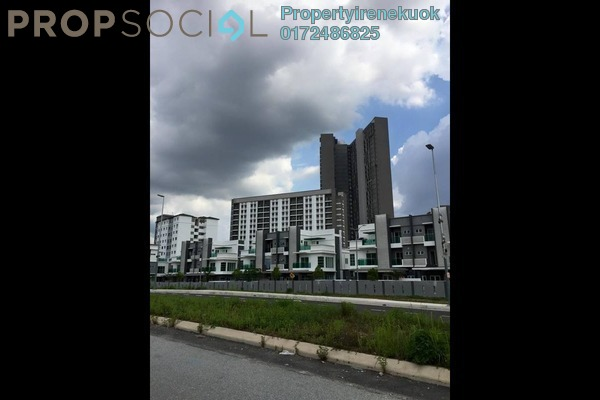 For Rent Condominium at Windows On The Park, Bandar Tun Hussein Onn Freehold Fully Furnished 3R/2B 1.5k