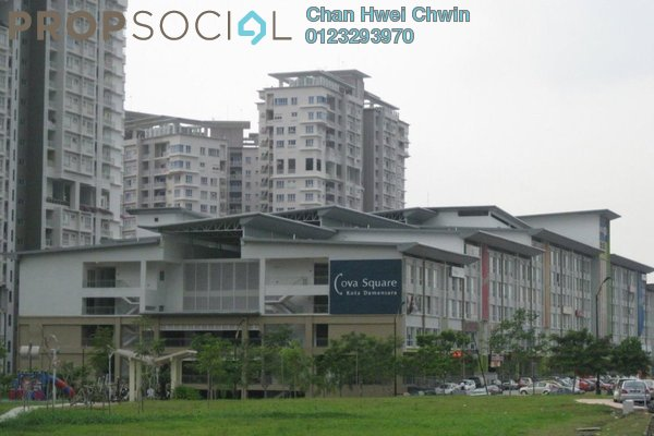 For Rent Condominium at Cova Suite, Kota Damansara Leasehold Unfurnished 3R/0B 2.8k