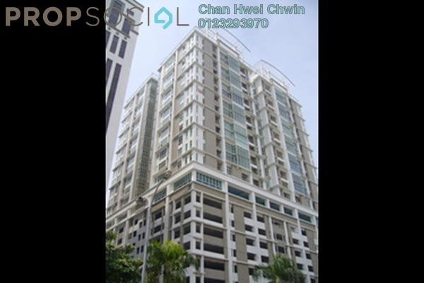 For Rent Condominium at Casa Suites, Petaling Jaya Freehold Unfurnished 2R/0B 2.3k
