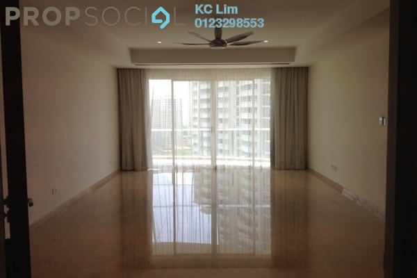 For Rent Condominium at 28 Mont Kiara, Mont Kiara Freehold Semi Furnished 4R/4B 8.8k