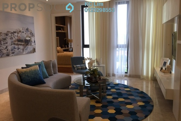 For Rent Condominium at Icon Residence, Dutamas Freehold Unfurnished 2R/2B 4.5k