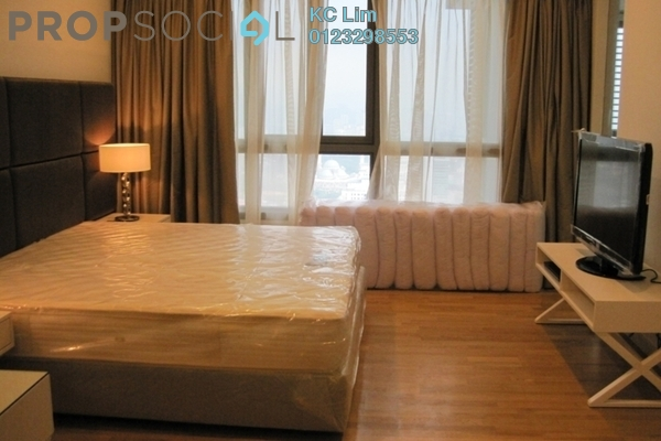 For Rent Condominium at Seni, Mont Kiara Freehold Unfurnished 4R/5B 9.5k