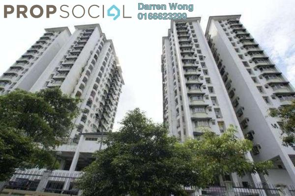 For Rent Condominium at D'casa Condominium, Ampang Leasehold Unfurnished 3R/2B 1.2k