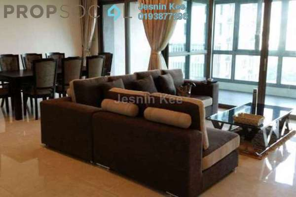 For Rent Condominium at Seni, Mont Kiara Freehold Fully Furnished 4R/5B 8.5k