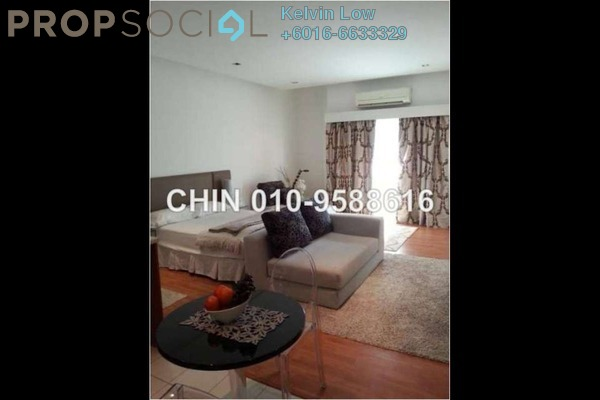 For Rent SoHo/Studio at Maytower, Dang Wangi Freehold Fully Furnished 1R/1B 2.5k