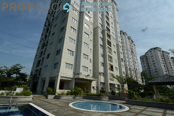 For Sale Condominium at Greenpark, Old Klang Road Freehold Fully Furnished 3R/2B 520k