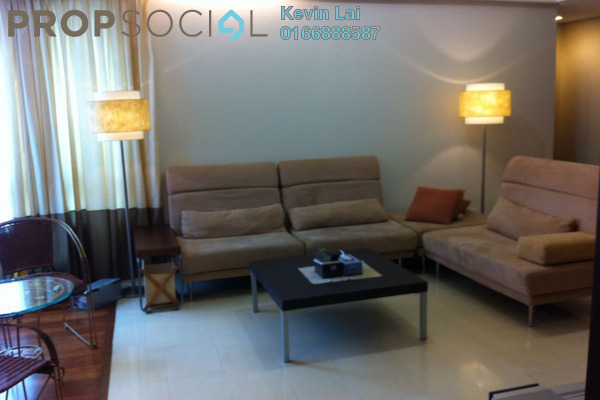 For Sale Serviced Residence at i-Zen Kiara II, Mont Kiara Freehold Fully Furnished 3R/3B 930k