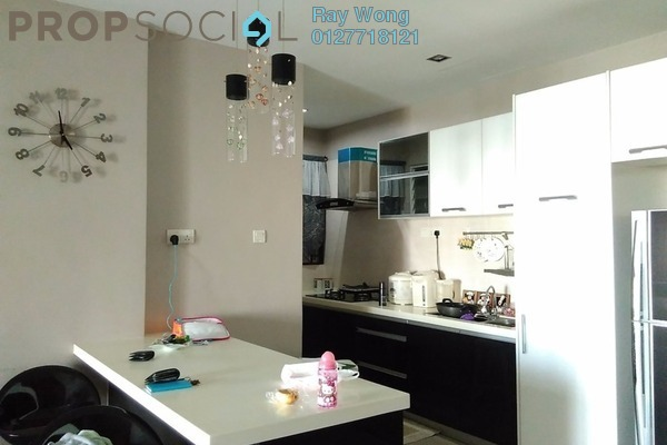 For Sale Condominium at Impian Meridian, UEP Subang Jaya Freehold Fully Furnished 3R/2B 540k