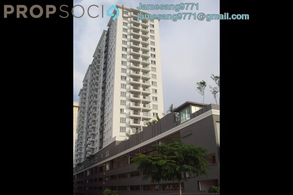 For Rent Condominium at Ken Damansara III, Petaling Jaya Freehold Semi Furnished 2R/3B 1.9k