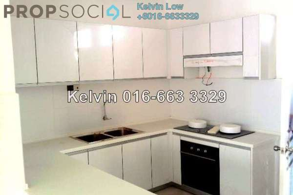 For Rent Townhouse at D'Alpinia, Puchong Leasehold Fully Furnished 3R/3B 2k