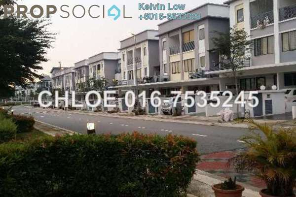 For Rent Townhouse at 16 Sierra, Puchong Leasehold Fully Furnished 3R/3B 2.3k