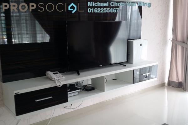 For Rent Condominium at Boulevard Residence, Bandar Utama Leasehold Fully Furnished 3R/2B 2.5k
