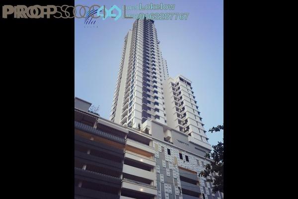For Sale Condominium at Taman Pertama, Cheras Leasehold Semi Furnished 4R/4B 1.07m