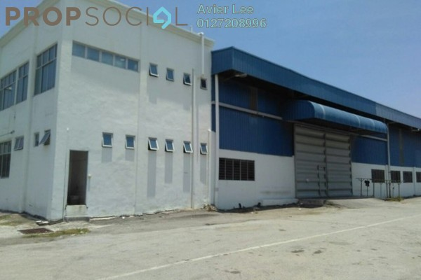 For Rent Factory at Northpoint, Mid Valley City Leasehold Semi Furnished 0R/0B 30.9k