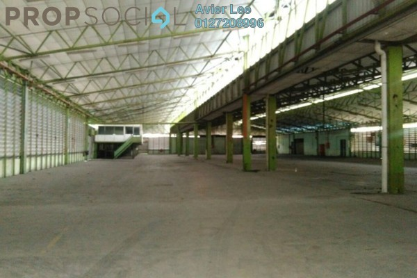 For Rent Factory at Kapar Industrial Park, Kapar Freehold Unfurnished 0R/0B 47.7k