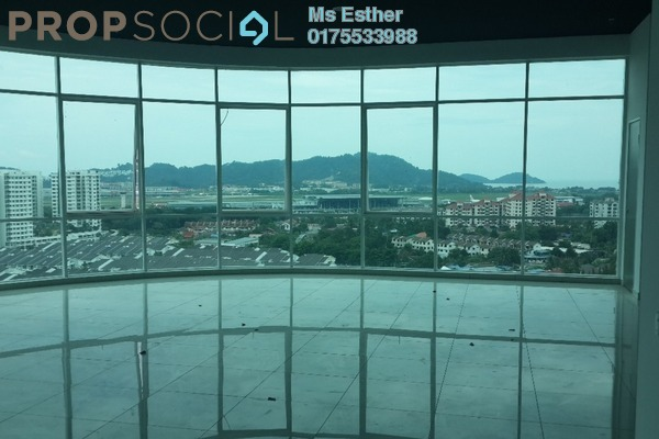 For Rent Office at Setia Tri-Angle, Sungai Ara Freehold Unfurnished 0R/1B 2k
