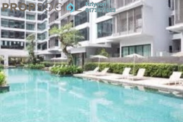 For Rent Condominium at Bayu Angkasa, Bangsar Freehold Fully Furnished 3R/3B 3.3k