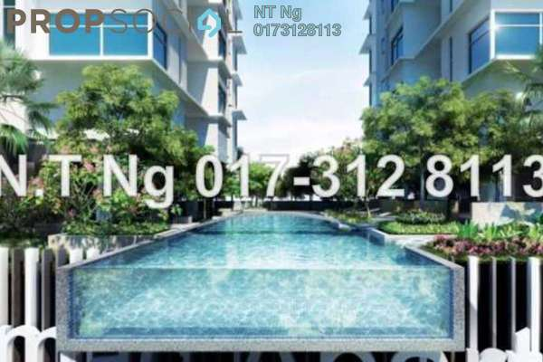 For Sale Condominium at Glomac Damansara, TTDI Freehold Fully Furnished 3R/5B 1.59m