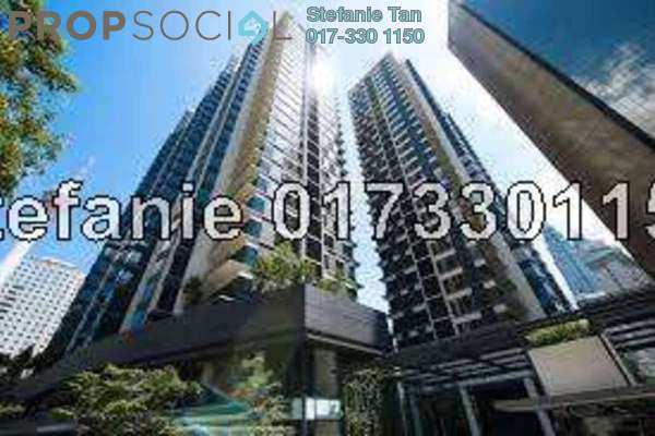 For Rent Condominium at St Mary Residences, KLCC Freehold Fully Furnished 2R/3B 11k
