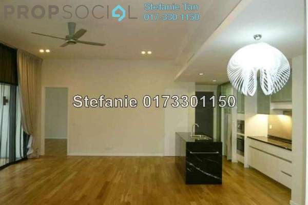 For Rent Condominium at St Mary Residences, KLCC Freehold Semi Furnished 2R/3B 7.5k