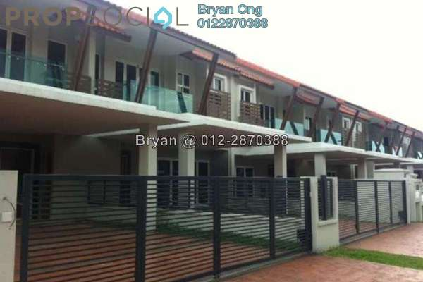 For Sale Terrace at Temasya Glenmarie, Shah Alam Freehold Unfurnished 6R/5B 2.2m