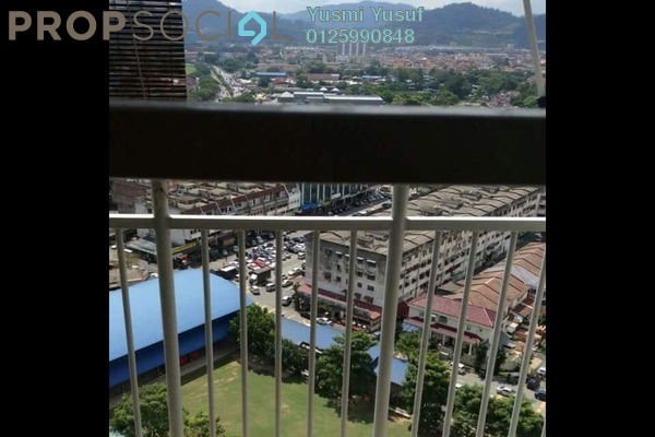For Sale Condominium at Symphony Heights, Selayang Leasehold Semi Furnished 3R/2B 360k