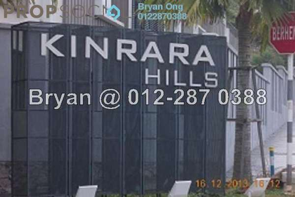 For Sale Terrace at Kinrara Hills, Puchong Freehold Unfurnished 5R/6B 2.2m