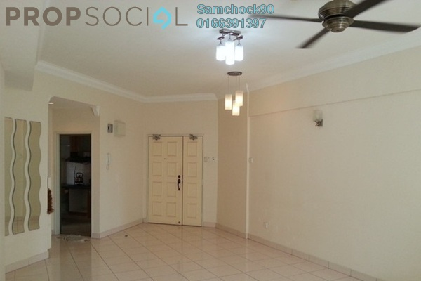 For Sale Condominium at Villa Wangsamas, Wangsa Maju Freehold Fully Furnished 3R/3B 590k