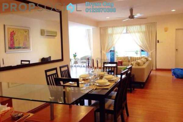For Sale Condominium at Bayu Angkasa, Bangsar Freehold Fully Furnished 3R/2B 1.2百万