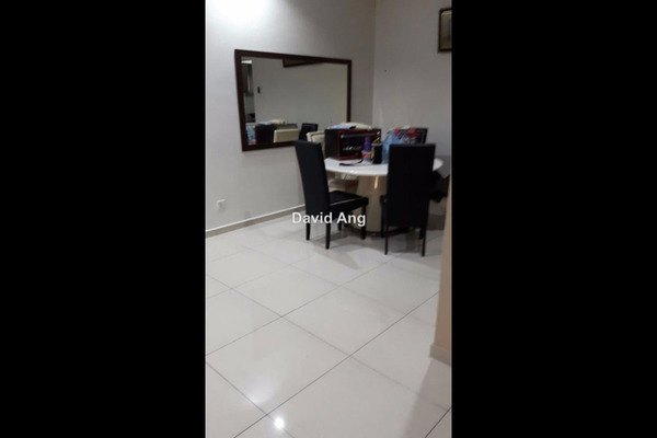 For Sale Semi-Detached at Taman Bukit Minyak, Bukit Minyak Freehold Unfurnished 4R/3B 460k