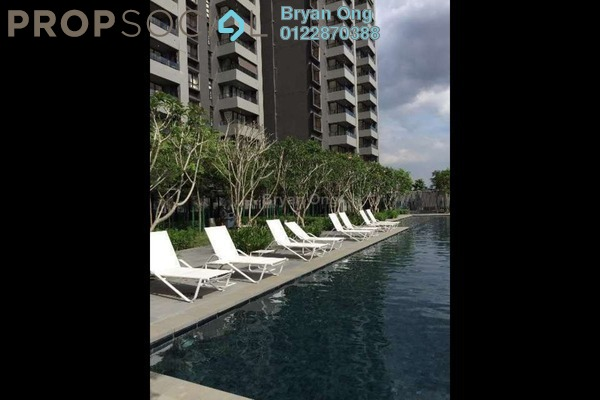 For Sale Condominium at G Residence, Desa Pandan Leasehold Semi Furnished 2R/2B 1.2m