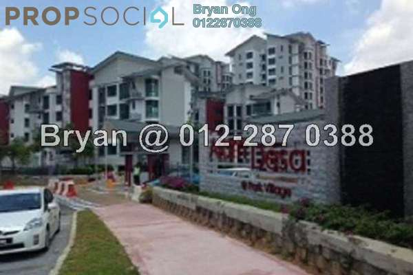 For Sale Condominium at Alam Desa, Putrajaya Freehold Fully Furnished 3R/2B 742k