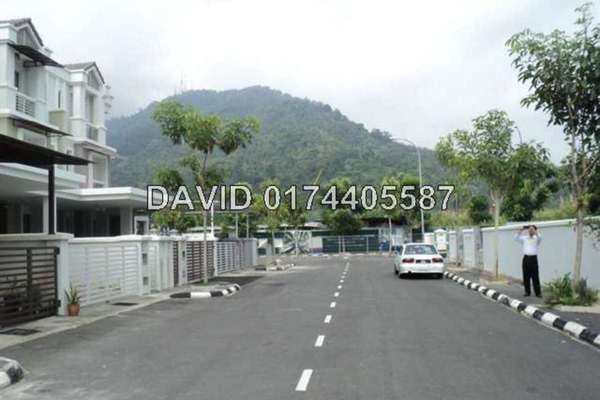 For Sale Terrace at Aston Villa, Bukit Mertajam Freehold Unfurnished 5R/5B 800k