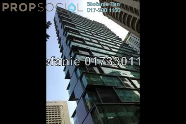 For Sale Condominium at Vipod Suites, KLCC Freehold Fully Furnished 2R/2B 2.19m
