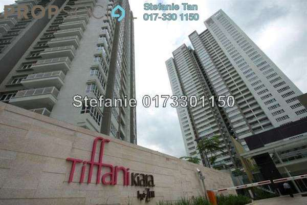 For Sale Condominium at Tiffani Kiara, Mont Kiara Freehold Semi Furnished 5R/6B 2.5百万