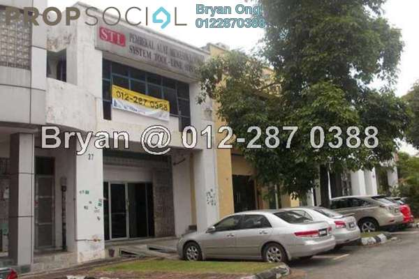 For Sale Shop at Hicom Glenmarie, Glenmarie Freehold Fully Furnished 0R/0B 2.2m