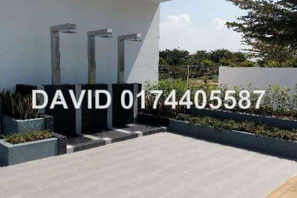For Sale Bungalow at Residency @ Cendana, Juru Freehold Unfurnished 4R/5B 1.1m